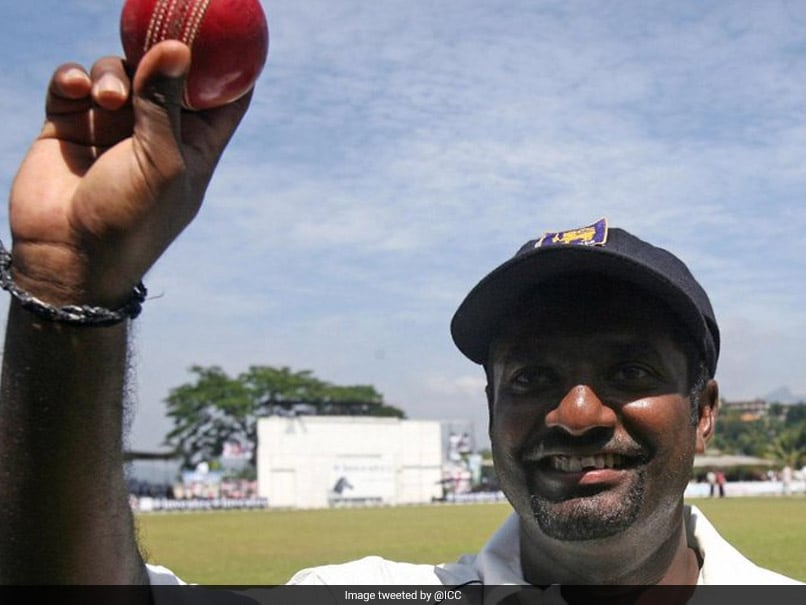 As Muttiah Muralitharan Turns 48, ICC Shares Video Of 800th Test Wicket To Celebrate