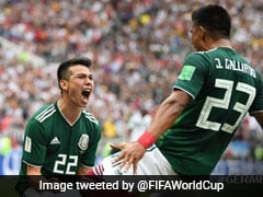 FIFA WORLD CUP 2018 Match live between Germany and Maxico