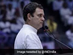 गुजरात में उत्तर भारतीयों पर हुए हमलों पर राहुल गांधी बोले, इसकी वजह नोटबंदी और GST