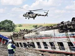 Twenty-Four Killed As Turkish Train Derails After Rain, Landslide