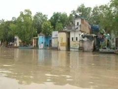 Rain Kills 12 In Uttar Pradesh, Yamuna Flows Above Danger Mark In Delhi