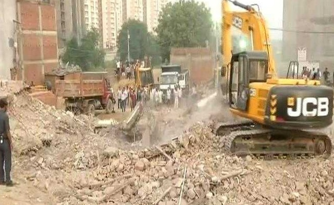 'Laxity On Part Of Officials': MLA On Greater Noida Building Collapse
