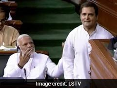 4 BJP Lawmakers Submit Privilege Notice Against Rahul Gandhi