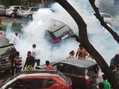 अभिनेता सिद्धार्थ शुक्ला की BMW ने तीन कारों को मारी टक्कर, पुलिस हिरासत में लिए गए