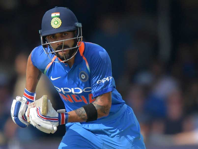 Run-Machine Virat Kohli Adds Yet Another Feather To His Illustrious Cap