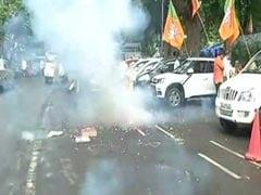 मराठा आंदोलन के बीच बीजेपी ने शरद पवार के गढ़ सांगली में दिया कांग्रेस-एनसीपी को झटका, जलगांव में भी जीत