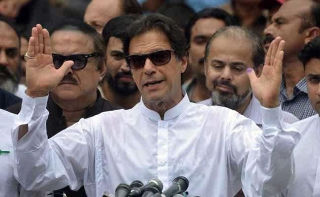 पाकिस्तान : पीटीआई ने इमरान खान को प्रधानमंत्री पद के लिए किया नामित