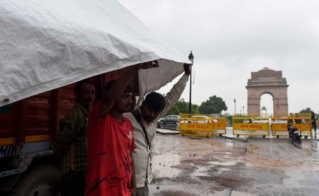 India Set To Receive Average Rainfall In August-September: Met Department