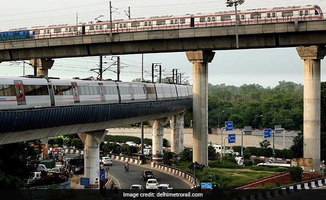New Security Helpline Launched For Delhi Metro