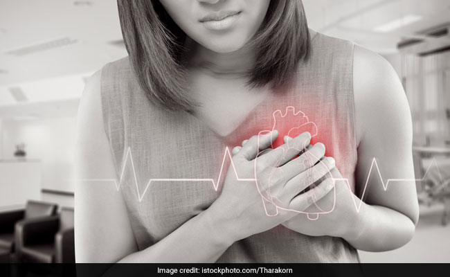 Women with heart attacks more likely to die when treated by men