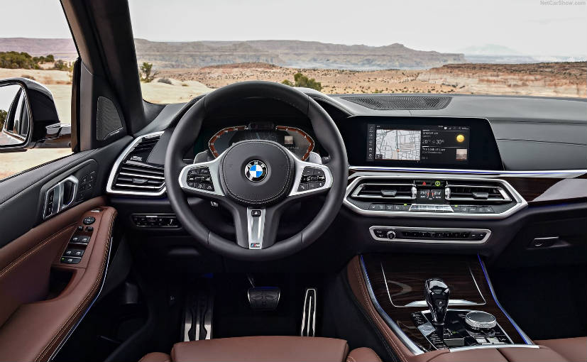 Under The Hood New Bmw X5 Will Come With Two Petrol And Sel Options Gets A 3 0 Litre Turbocharged In Line Six Cylinder Engine That
