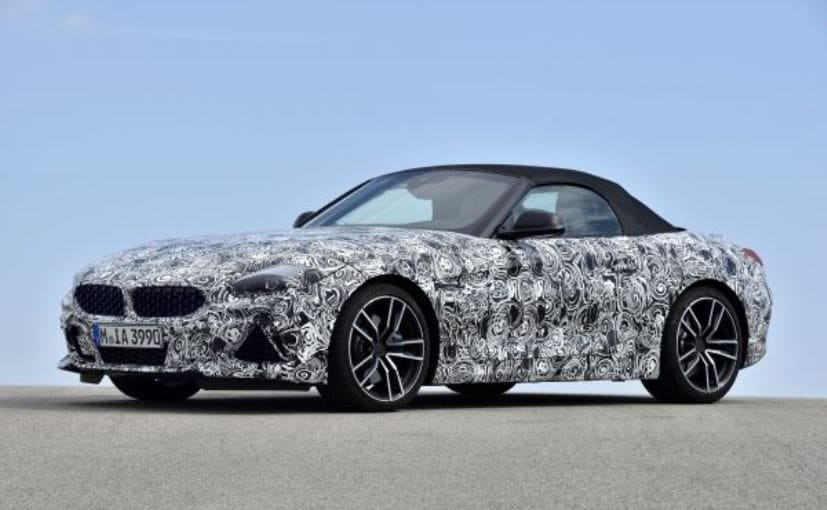 The new generation BMW Z4 will come to India next year