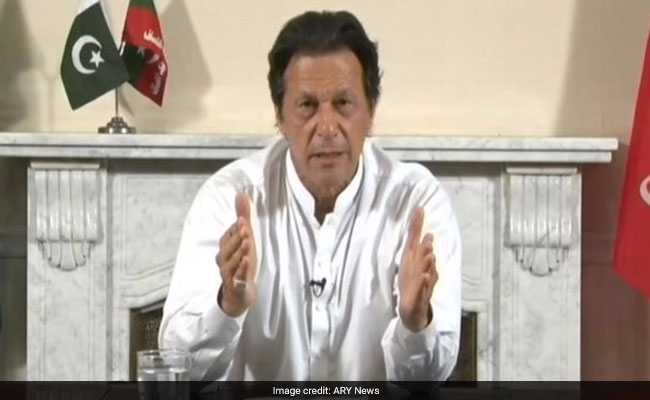 "In Victory Speech, Imran Khan Says ""Ashamed"", Won't Stay In PM's House"