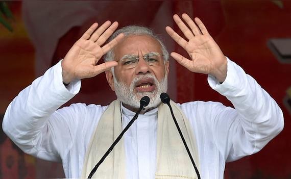 Pointing At Mamata Banerjee, PM Modi Says Bengal's Durga Puja In Danger