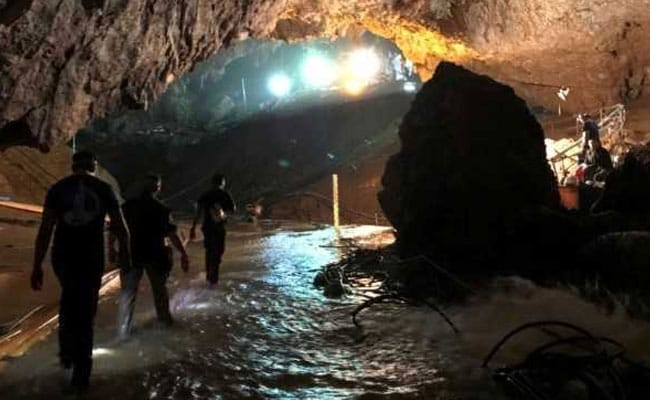 Soon A $60 Million Film On Dramatic Rescue Of Thai Boys From Cave: Report