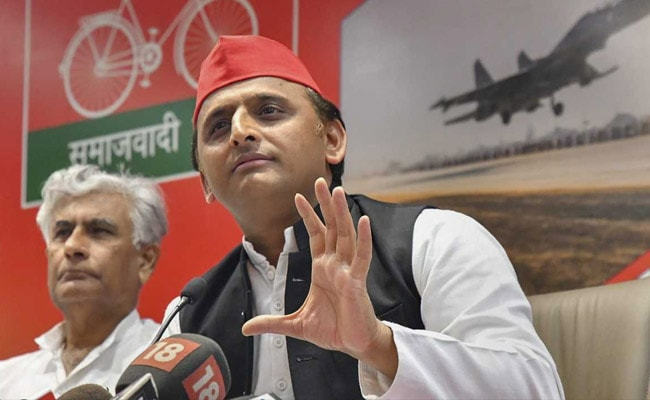 After Hug To PM Modi, Akhilesh Yadav's Words Of Caution To Rahul Gandhi