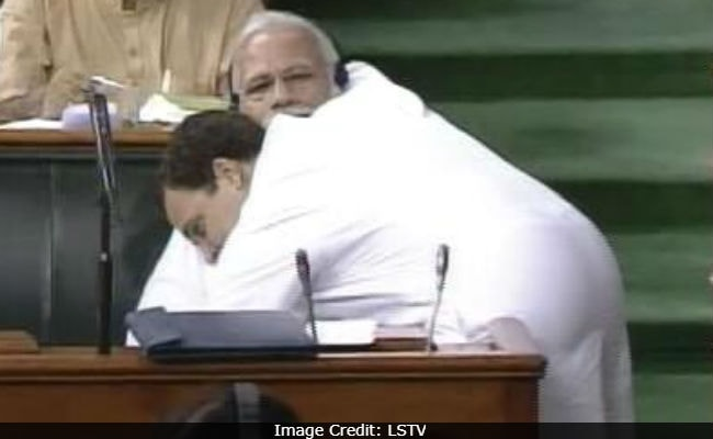 'Jaadu Ki Jhappi': Bollywood Reacts To Rahul Gandhi, PM Modi Hug