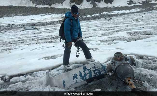 1968 में लापता हुआ था वायुसेना का विमान, 50 साल बाद हिमाचल की पहाड़ियों में मिला पायलट का शव