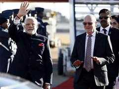 PM Narendra Modi Arrives In South Africa To Attend BRICS Summit: Highlights