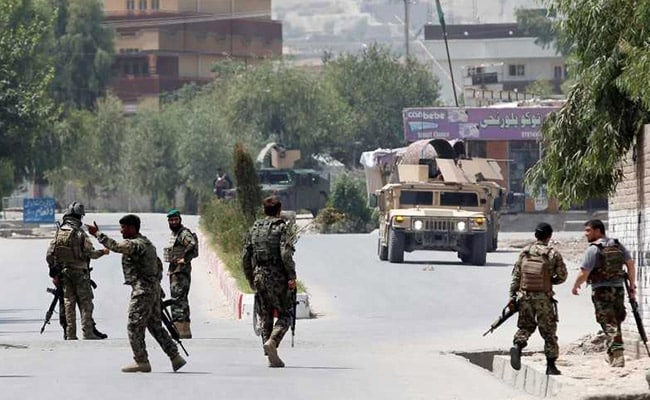 Gunmen Attack Midwife Training Facility In Eastern Afghanistan
