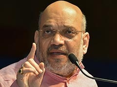 """""""Those Whose Names Are Not On Assam List Are Intruders,"""" Says Amit Shah"""
