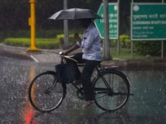 Heavy Rains For Second Consecutive Day Causes Traffic Delays In Delhi