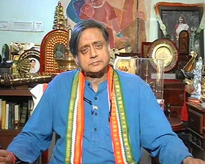 Shashi Tharoor Summoned By Kolkata Court Over 'Hindu-Pakistan' Remark