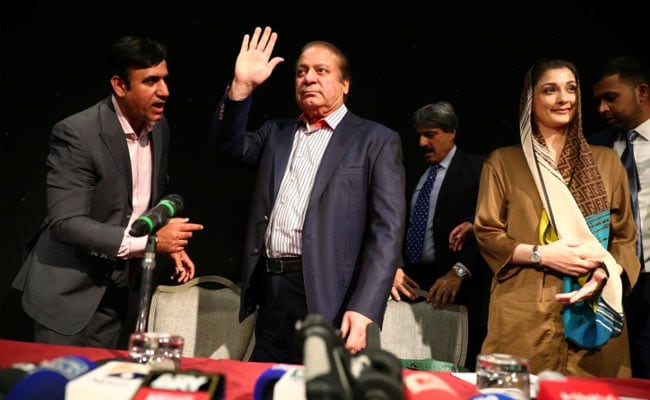 Make Election Day Memorable, Says Former Pak PM Nawaz Sharif