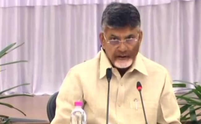 Chandrababu Naidu 'Pained' To Hear PM Modi Talk About 'Petty Things'