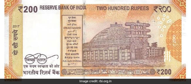 New Currency Notes Rbi