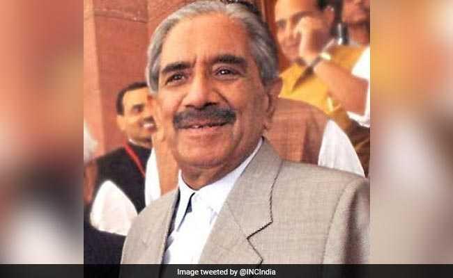 कांग्रेस के वरिष्ठ नेता आरके धवन का 81 वर्ष की उम्र में निधन