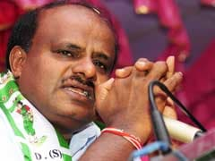 HD Kumaraswamy Explains His Pain. Hint - Alliance Is Not In The Picture