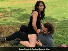 बेटी इरा के साथ आमिर खान ने डाली तस्वीर, ट्रोलर्स ने बताया- आपत्तिजनक!