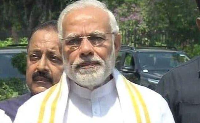 We Walked The Talk On Rural Electrification, Says PM Modi