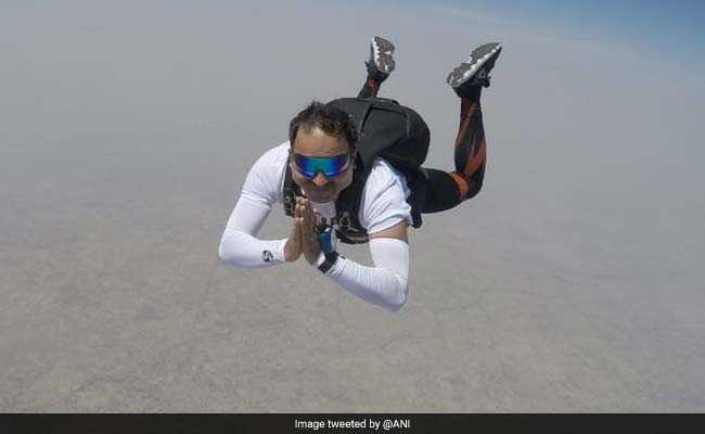 air force officers yoga