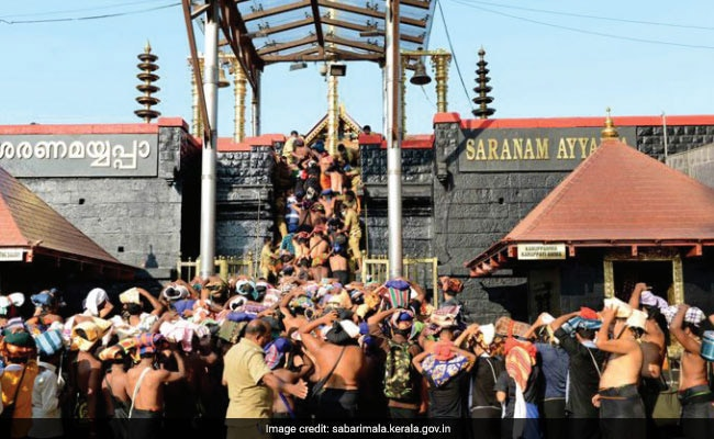 'Lord Ayyappa Doesn't Want Women in Sabarimala,' Top Court Told By Group