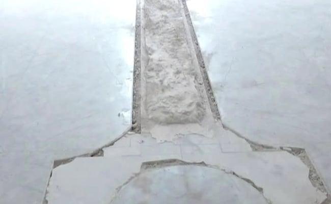 What Was Hidden Behind Bungalow Walls You Broke? BJP Asks Akhilesh Yadav