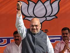 BJP Chief Amit Shah In Kolkata Today, Will Hold Series Of Meetings
