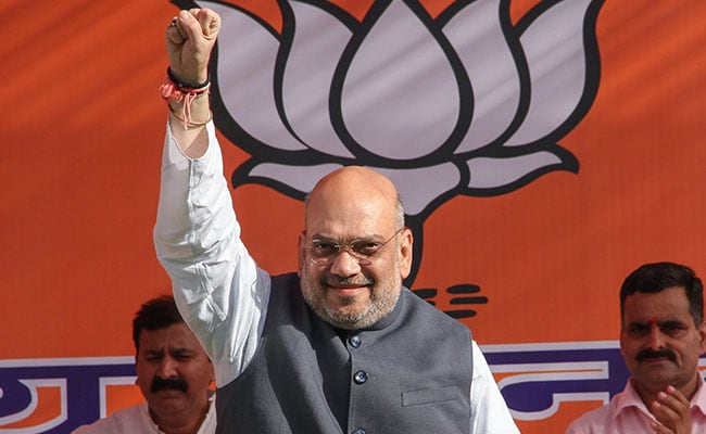 'Abuse Of Power': Congress Student Body Files Complaint Against Amit Shah