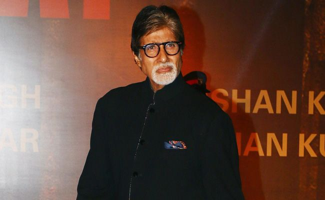 Amitabh Bachchan Pledges Rs 2 Crore To Army Widows, Farmers