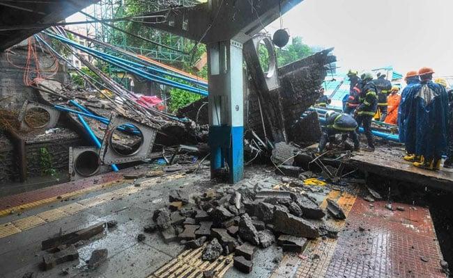 36-Year-Old Woman Injured In Mumbai's Andheri Bridge Collapse Dies