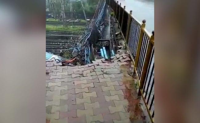 Mumbai Rains LIVE: Railway Minister Orders Probe In Andheri Bridge Collapse