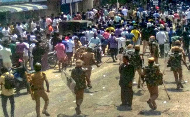 Madras High Court Seeks Video, Documents Related To Anti-Sterlite Protest