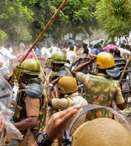 Who Ordered Police To Fire On Tuticorin Protesters? FIR