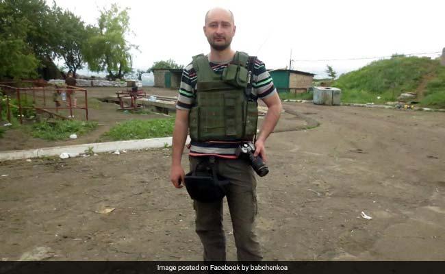 Prominent Russian Journalist Who Criticised Vladimir Putin Shot Dead In Ukraine