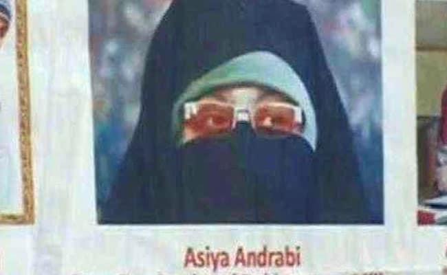 लश्कर-ए-तैयबा प्रमुख हाफिज़ सईद की 'बहन' आसिया अंदराबी से NIA कर रहा है पूछताछ