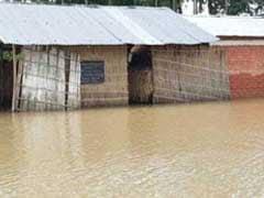 असम में बाढ़ की वजह से तीन और की मौत, कई इलाकों में सुधरे हालात