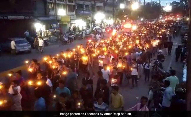 असम : पीट-पीटकर हत्या और सोशल मीडिया पर नफरत फैलाने पर 62 गिरफ्तार