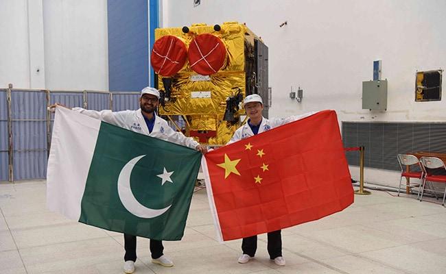 भारत पर नजर रखने के इरादे से चीन ने पाकिस्तान के लिए 2 सैटेलाइट लॉन्च किए