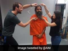 Baba Ramdev To Donate Saffron Robe, Shoes For Madame Tussauds Wax Figure